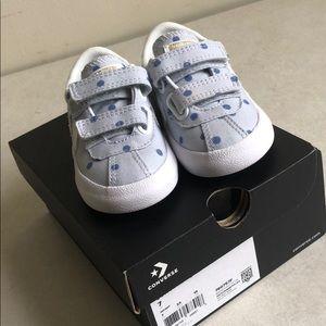 Little girl sneakers